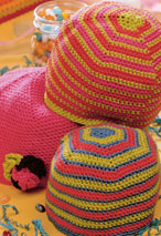 Crocheted Classic Hat Pattern Pattern