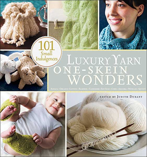 101 Luxury Yarn One-Skein Wonders