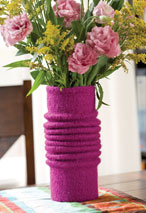 Pleated Vase Sleeve Pattern