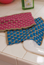 Ballband Dishcloth Patterns Pattern