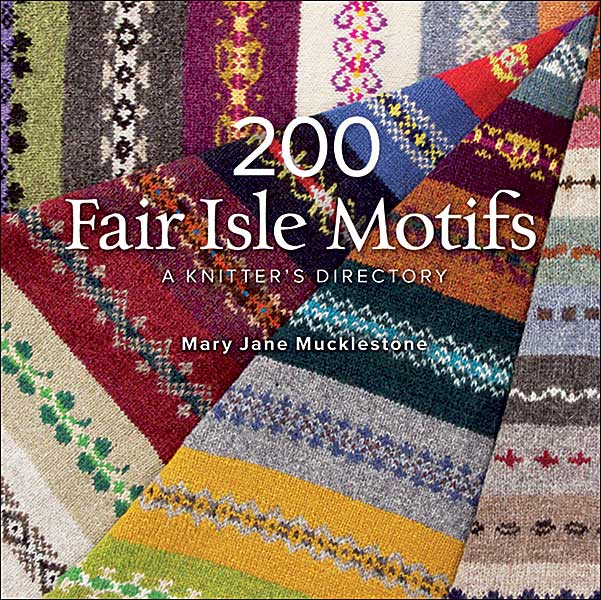 Fair Isle and Color Work Intarsia Knitting Books from KnitPicks.com