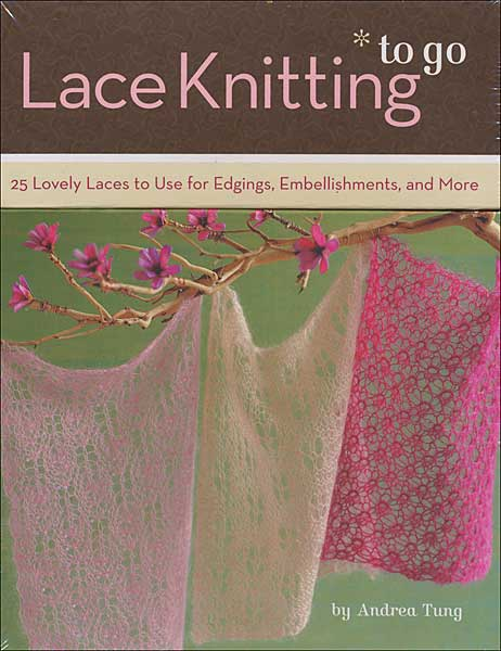 Lace Knitting to Go