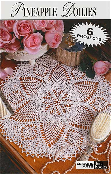 Pineapple Doilies