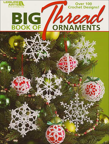 Big Book of Thread Ornaments