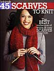Knit Simple 45 Scarves to Knit