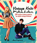 Vintage Knits for Him & Her