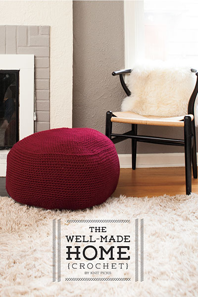 The Well Made Home: Crochet