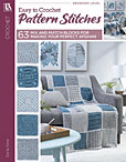 63 Easy-To-Crochet Pattern Stitches Combine to Make an Heirloom Afghan