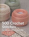500 Crochet Stitches