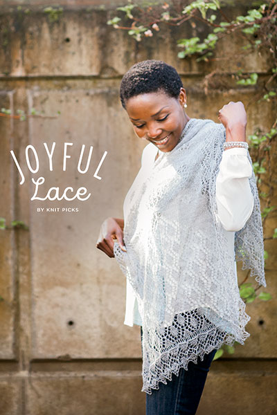 Joyful Lace Collection: Shawls and Wraps