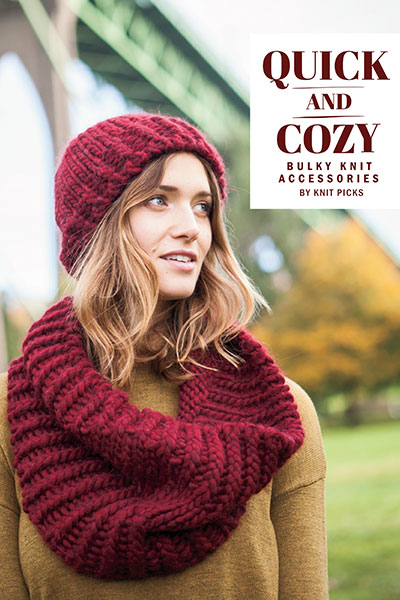 Quick & Cozy: Bulky Knit Accessories
