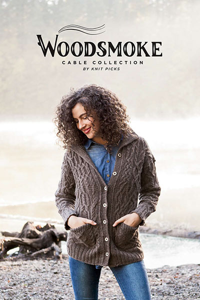 Woodsmoke Cable Collection: Knit Cable Collection