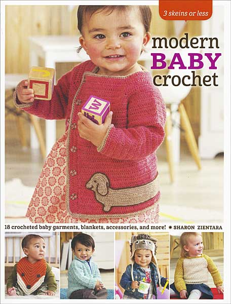 3 Skeins or Less Modern Baby Crochet