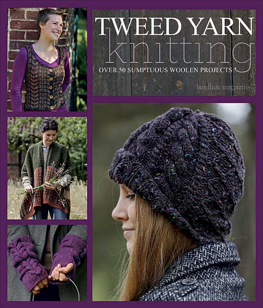 Tweed Yarn Knitting