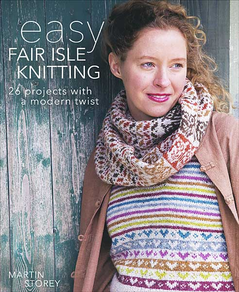 Easy Fair Isle Knitting