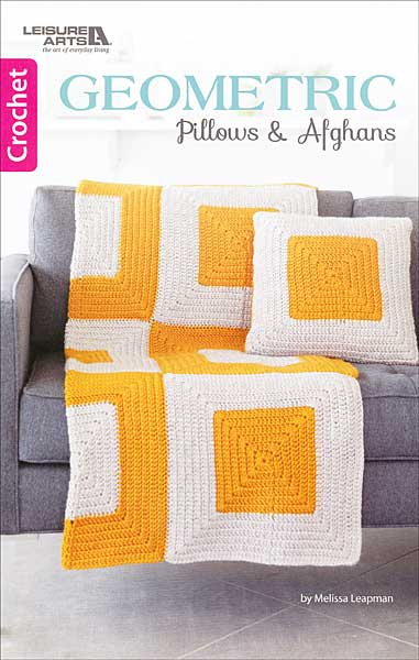 Geometric Pillows and Afghans