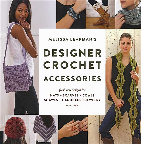 Designer Crochet Accessories