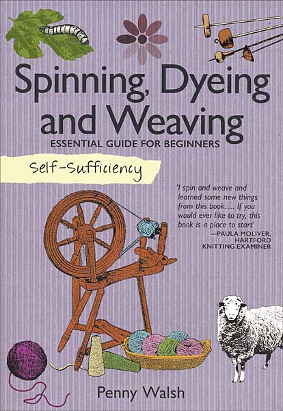 Spinning, Dyeing, and Weaving: Essential Guide for Beginners