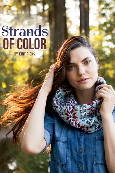 Strands of Color: Detailed Knit Colorwork Motifs