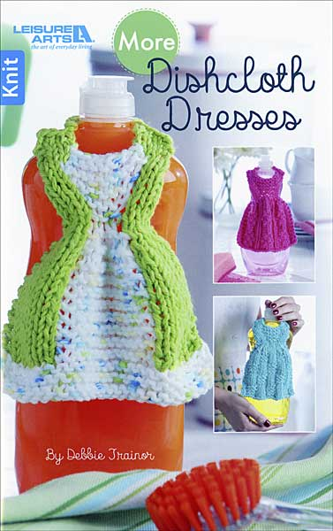 More Dishcloth Dresses