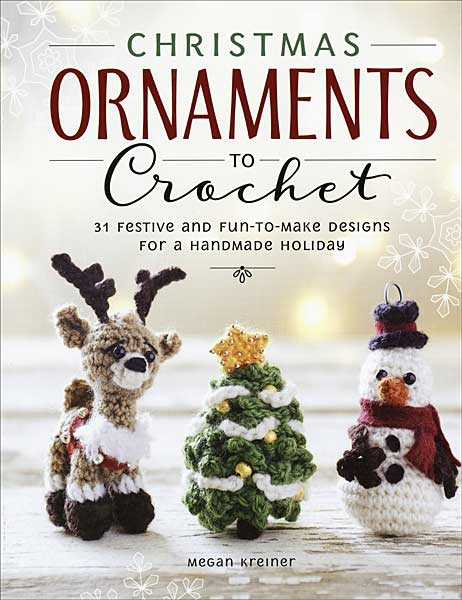 Christmas Ornaments to Crochet