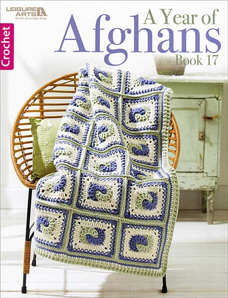 A Year of Afghans, Book 17