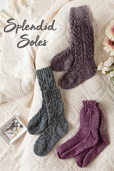 Splendid Soles: Colorfully Coordinated Sock Patterns