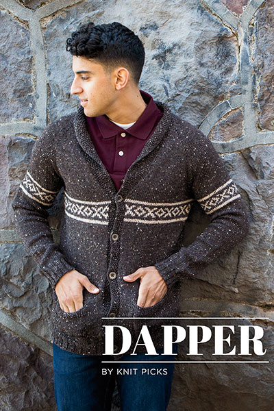 Dapper: Modern Everyday Knits