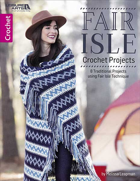Fair Isle Crochet Projects