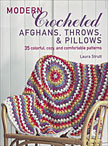 Modern Crocheted Afghans, Throws, & Pillows