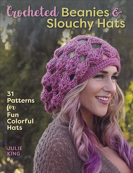 Crocheted Beanies & Slouchy Hats