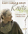 Easy Cable and Aran Knits
