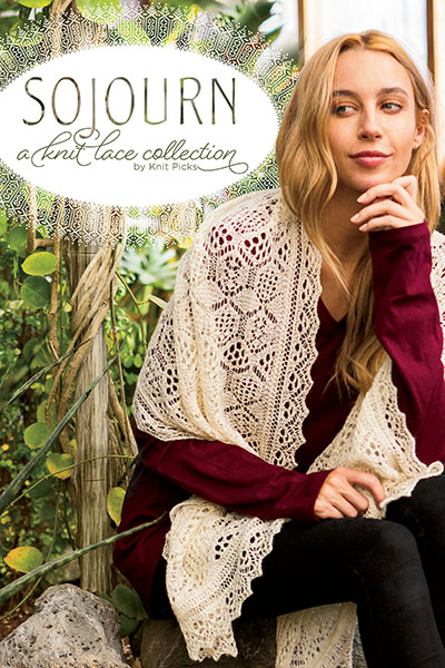 Sojourn: A Knit Lace Collection