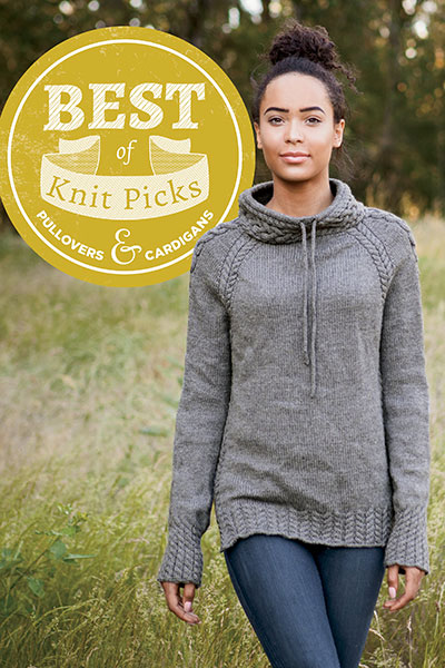 Best of Knit Picks: Pullovers & Cardigans