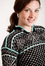 Kelley's Ski Sweater Pattern Pattern