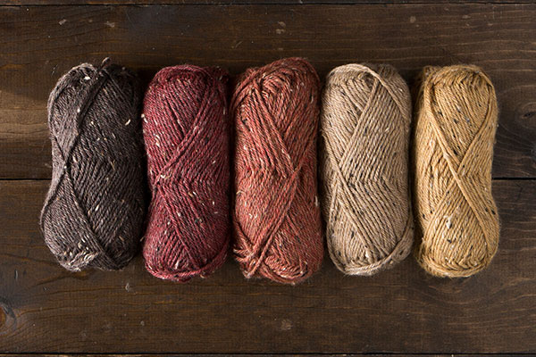 Upstate - Wool of the Andes Tweed Value Pack