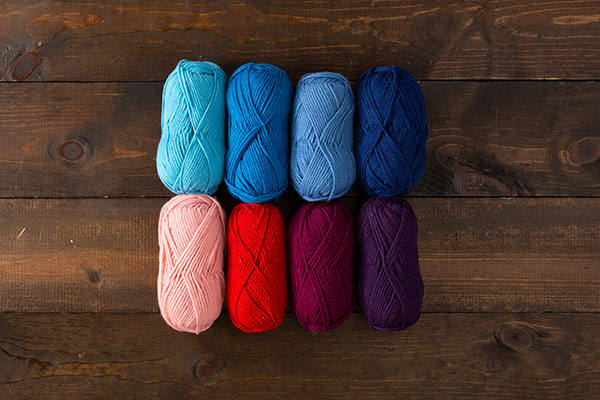 Petunia - Swish Worsted Value Pack