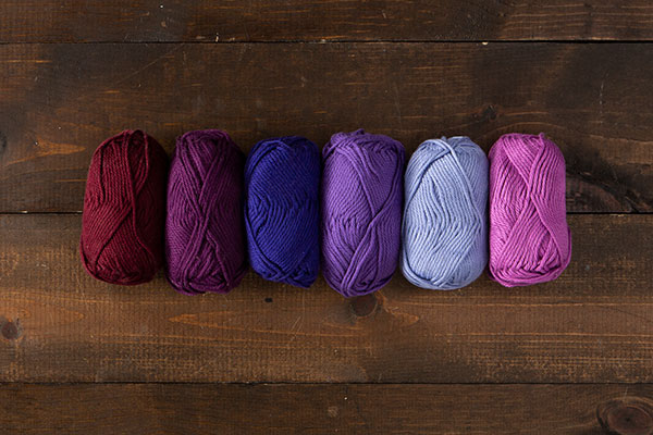 Bouquet - Shine Worsted Value Pack