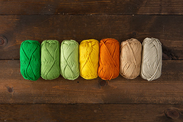 Citrus Grove - Shine Worsted Value Pack