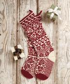Modern Classics Stockings knitting pattern