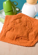 The Three R's Dishcloth Pattern Pattern