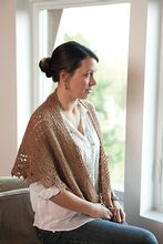 Scallops and Shells Shawl Pattern Pattern