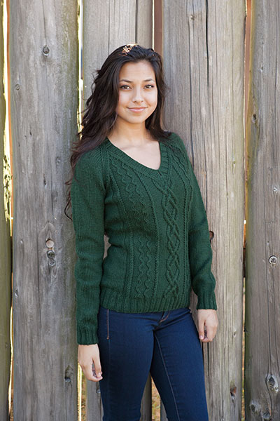 Reilly Pullover Pattern