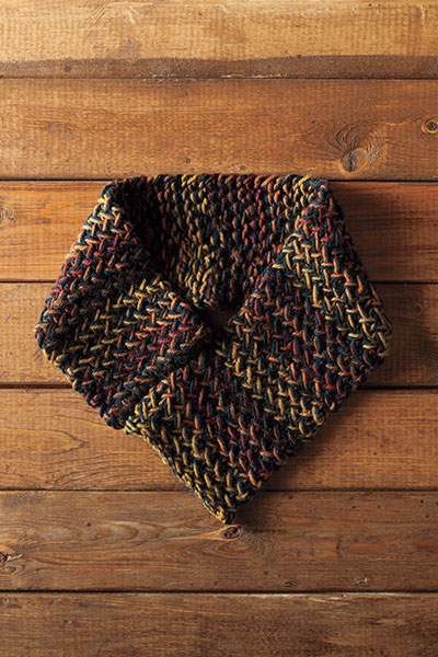 The Autumn Splendor Cowl Pattern