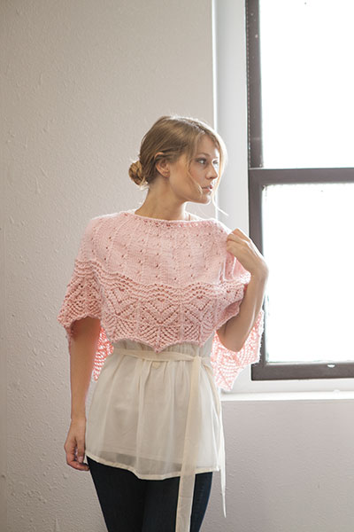 Captivating Capelet Pattern