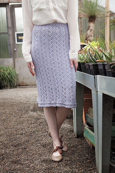 Lace Skirt Pattern