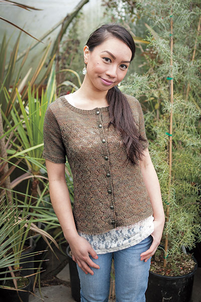 Bettina  Cardi Pattern
