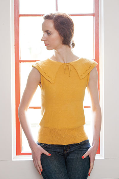 Jonquil Blouse Pattern