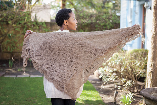 Pharos Shawl  Pattern