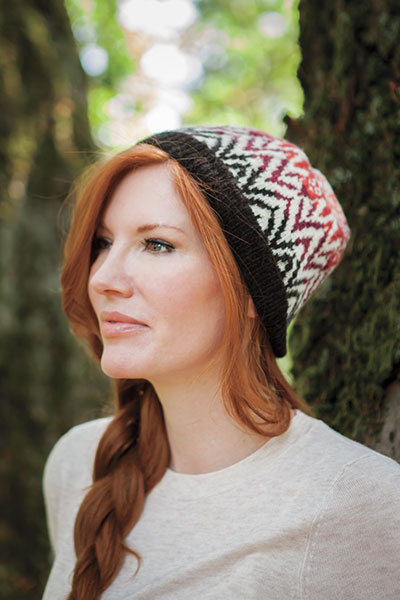 Deco Hat Pattern